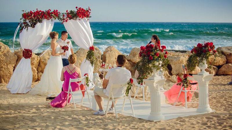 Как на Кипре организовать свадьбу