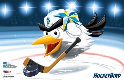 Хоккейный талисман Чемпионата мира 2012