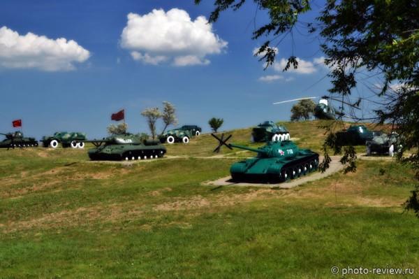 музей военной техники темрюк