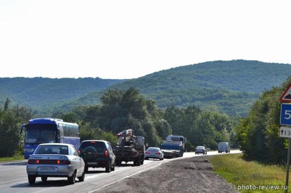 Как лучше доехать из Москвы в Анапу на машине