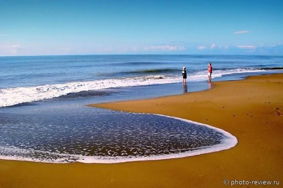 песочные пляжи Турции