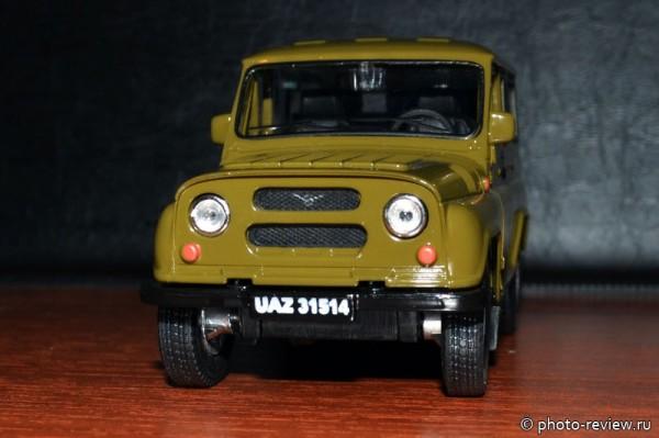 модель УАЗ-31514