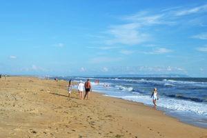 Черное море в сентябре
