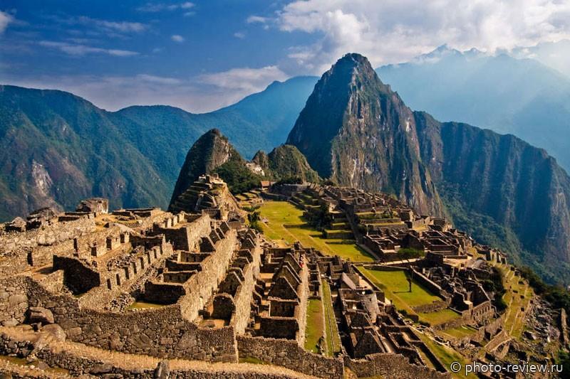 Мачу Пикчу в Перу